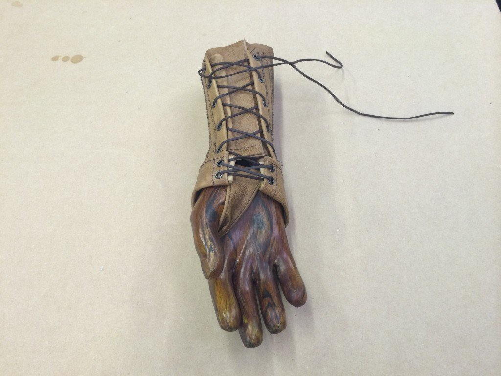 dgc Articulated Hand underneath