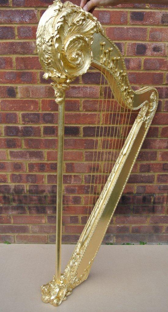 Prop In to the woods Harp