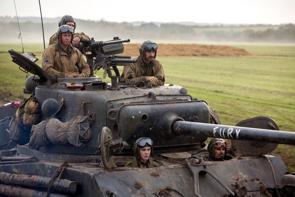 Second World War Sherman Tank Replica