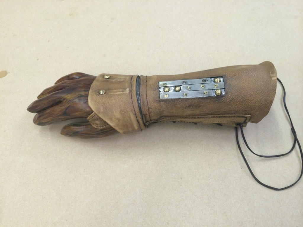 dgc Articulated Hand