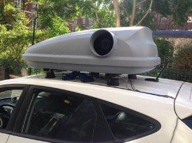 Hyundai Streetcar camera
