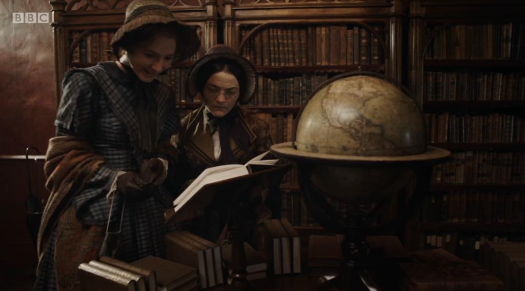 Replica books for tv show library