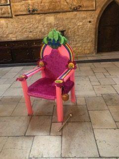 photo of Poppys Throne