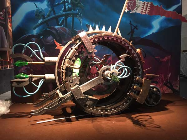 warhammer doom wheel