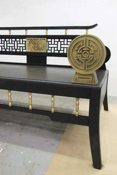oriental chair prop for skyfall